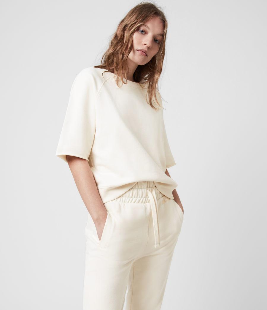 Womens Lila Sweatshirt (ecru_white) - Image 8