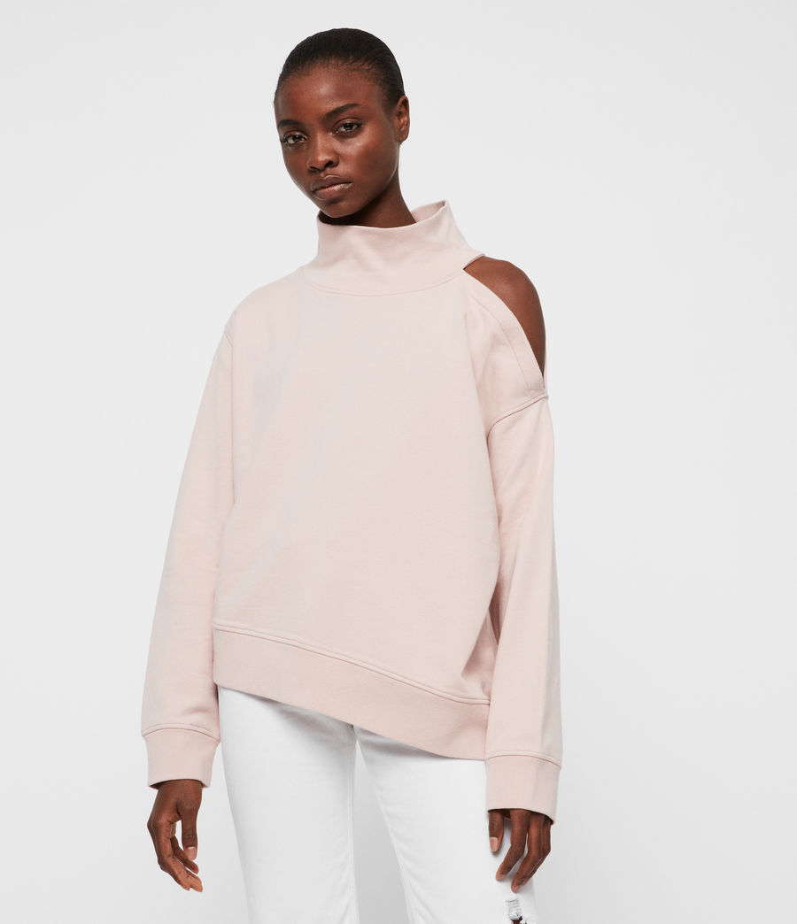 Damen Brady Sweatshirt (rose_pink) - Image 1