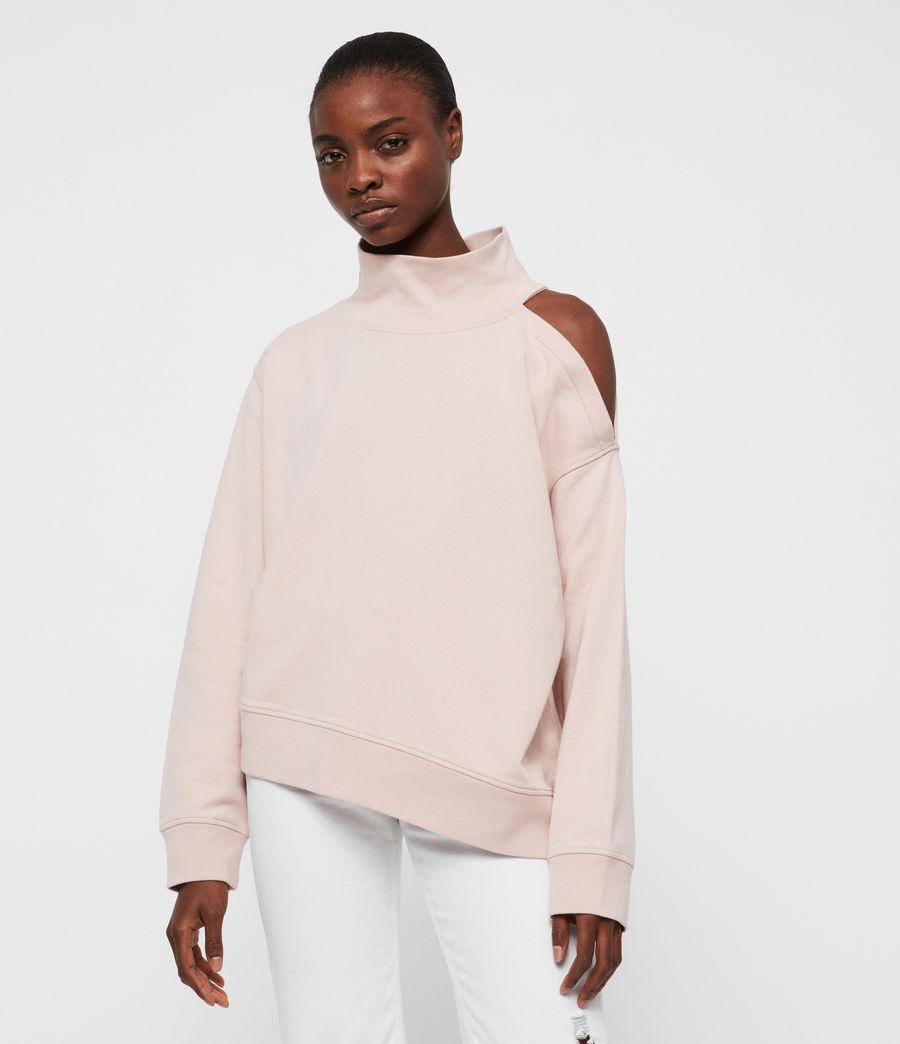 Women's Brady Sweatshirt (rose_pink) - Image 1