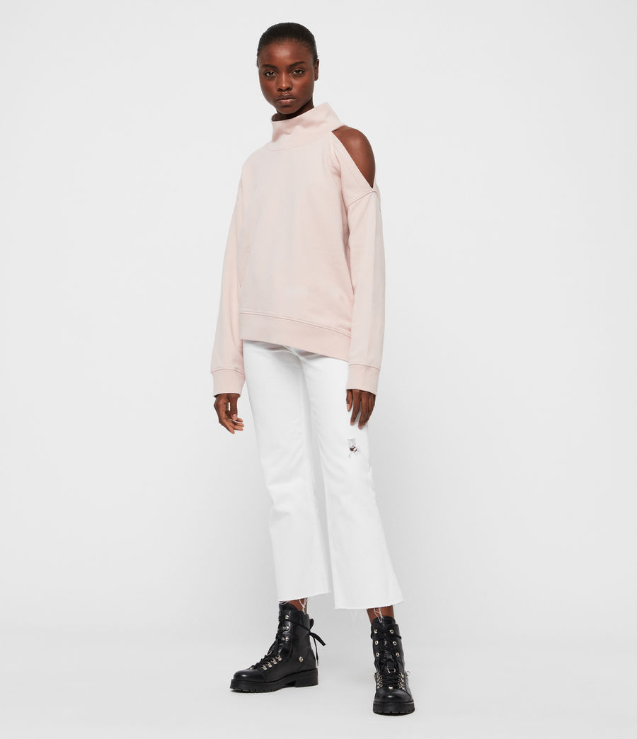 Damen Brady Sweatshirt (rose_pink) - Image 3