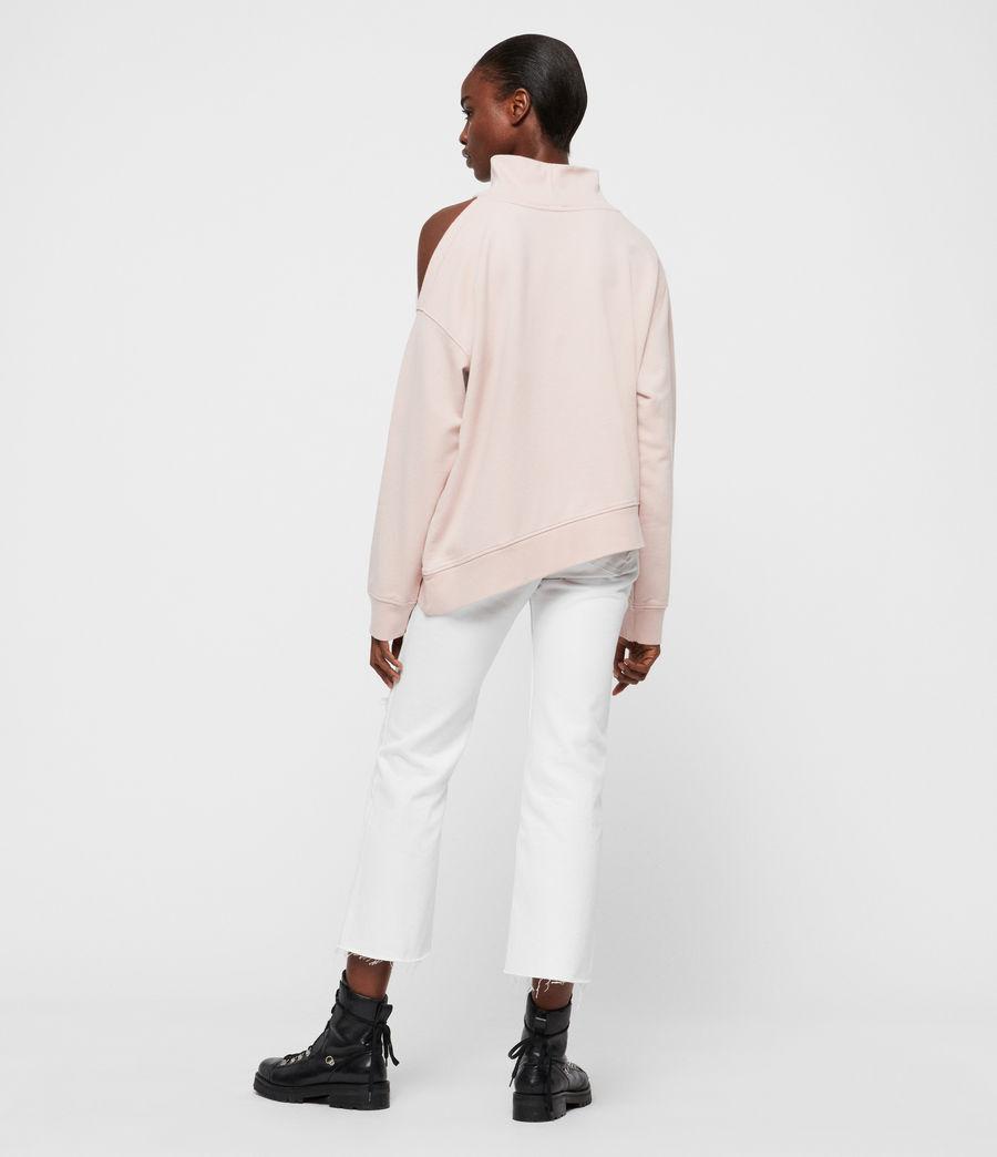 Women's Brady Sweatshirt (rose_pink) - Image 4