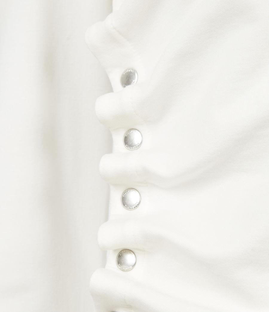 Women's Hatti Long Sleeve T-Shirt (chalk_white) - Image 6