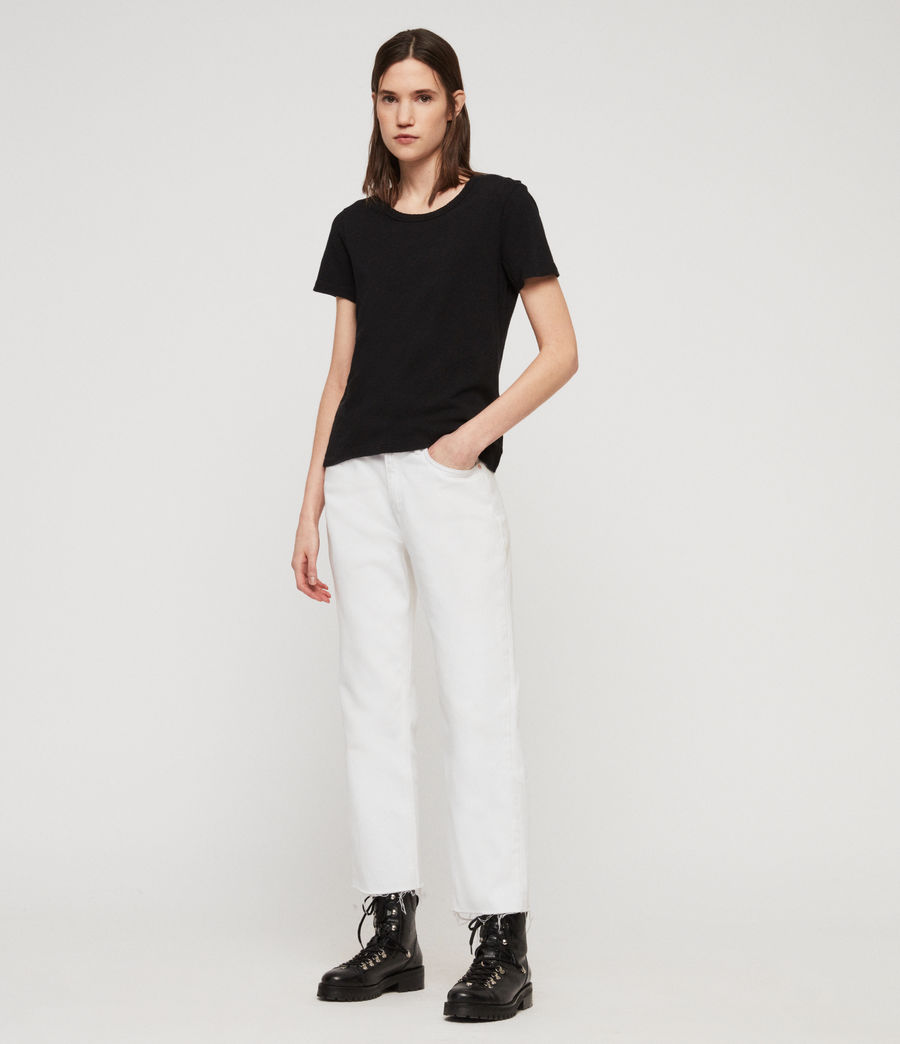 Women's Feda T-Shirt (black) - Image 1