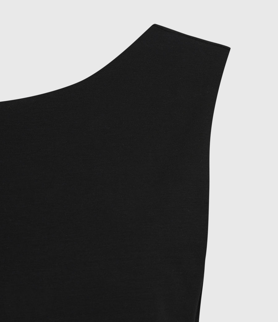 Women's Layla Bodysuit (black) - Image 5
