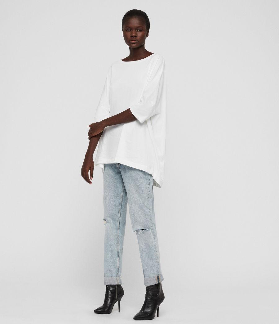Womens Plira T-Shirt (chalk_white) - Image 1