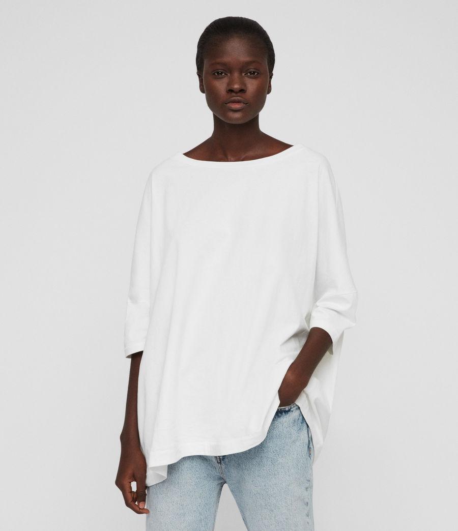 Womens Plira T-Shirt (chalk_white) - Image 2