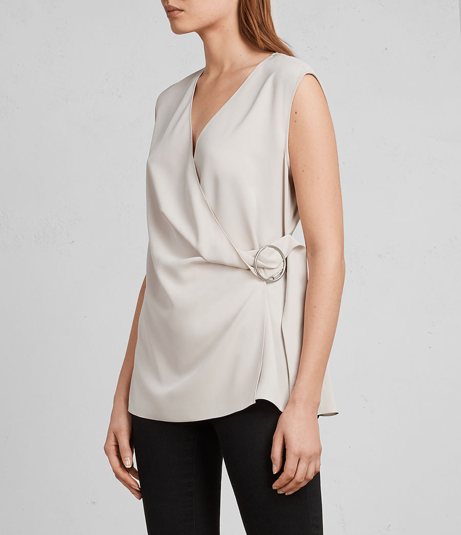 Womens Callie Top (pale_pink) - Image 3