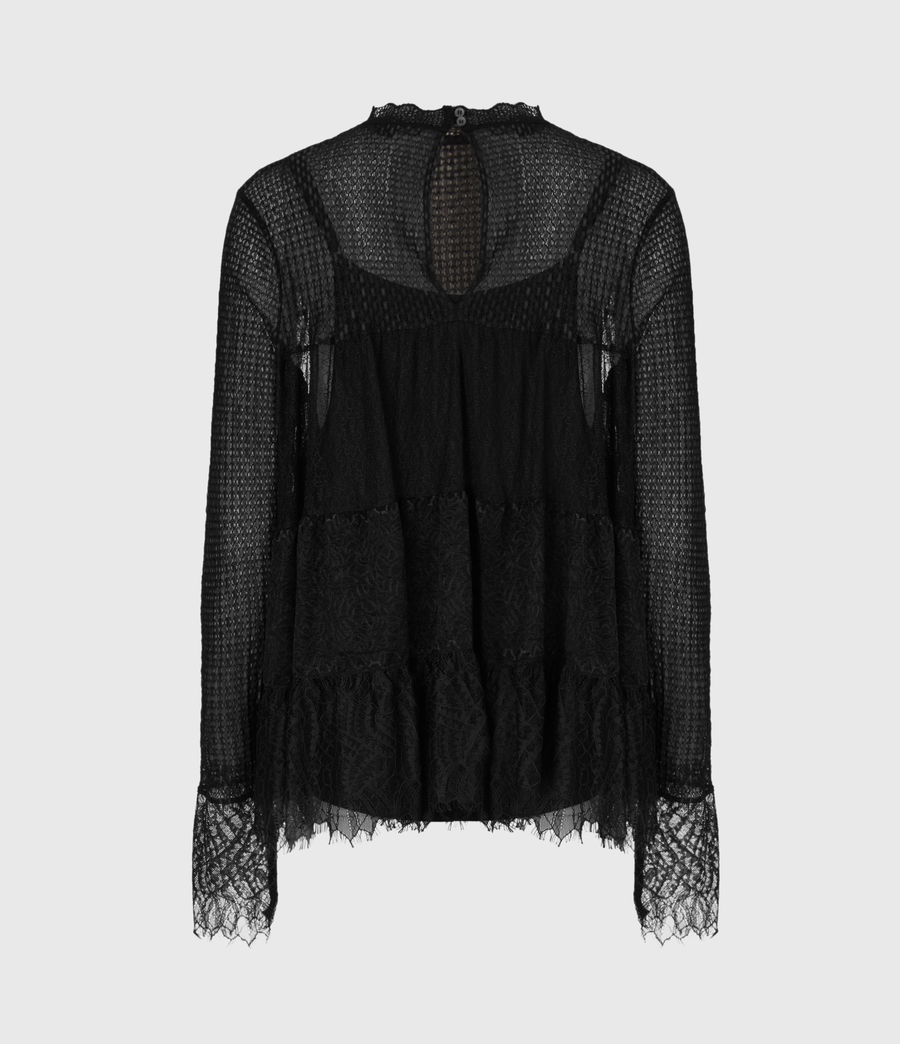 Donne Briella Top (black) - Image 3