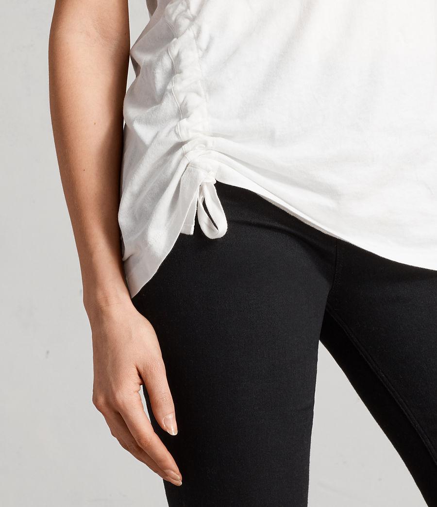 Donne T-shirt Arie (chalk_white) - Image 2