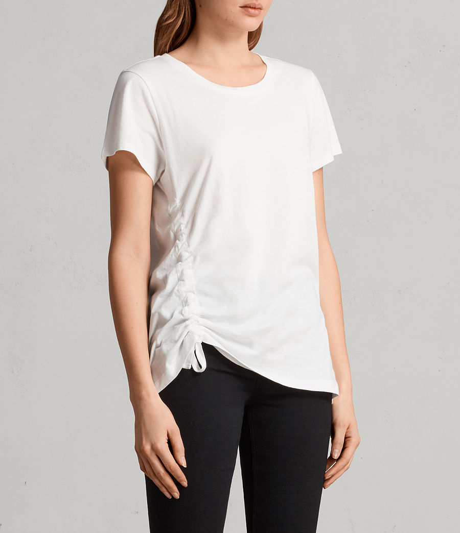 Donne T-shirt Arie (chalk_white) - Image 3
