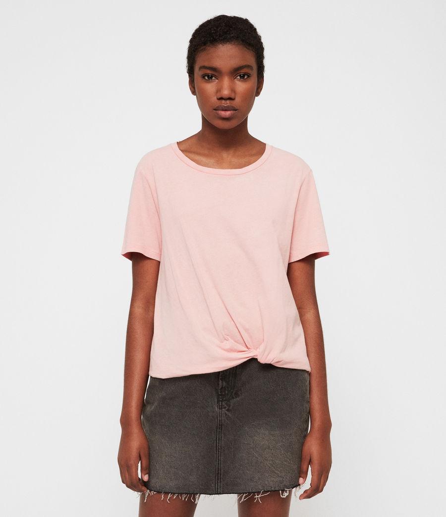 Damen Wilma T-Shirt (pink) - Image 1