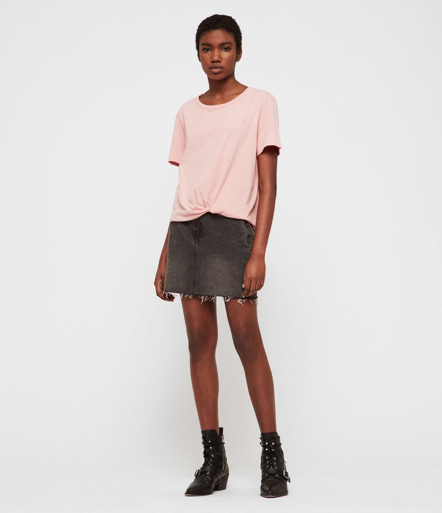 Damen Wilma T-Shirt (pink) - Image 2