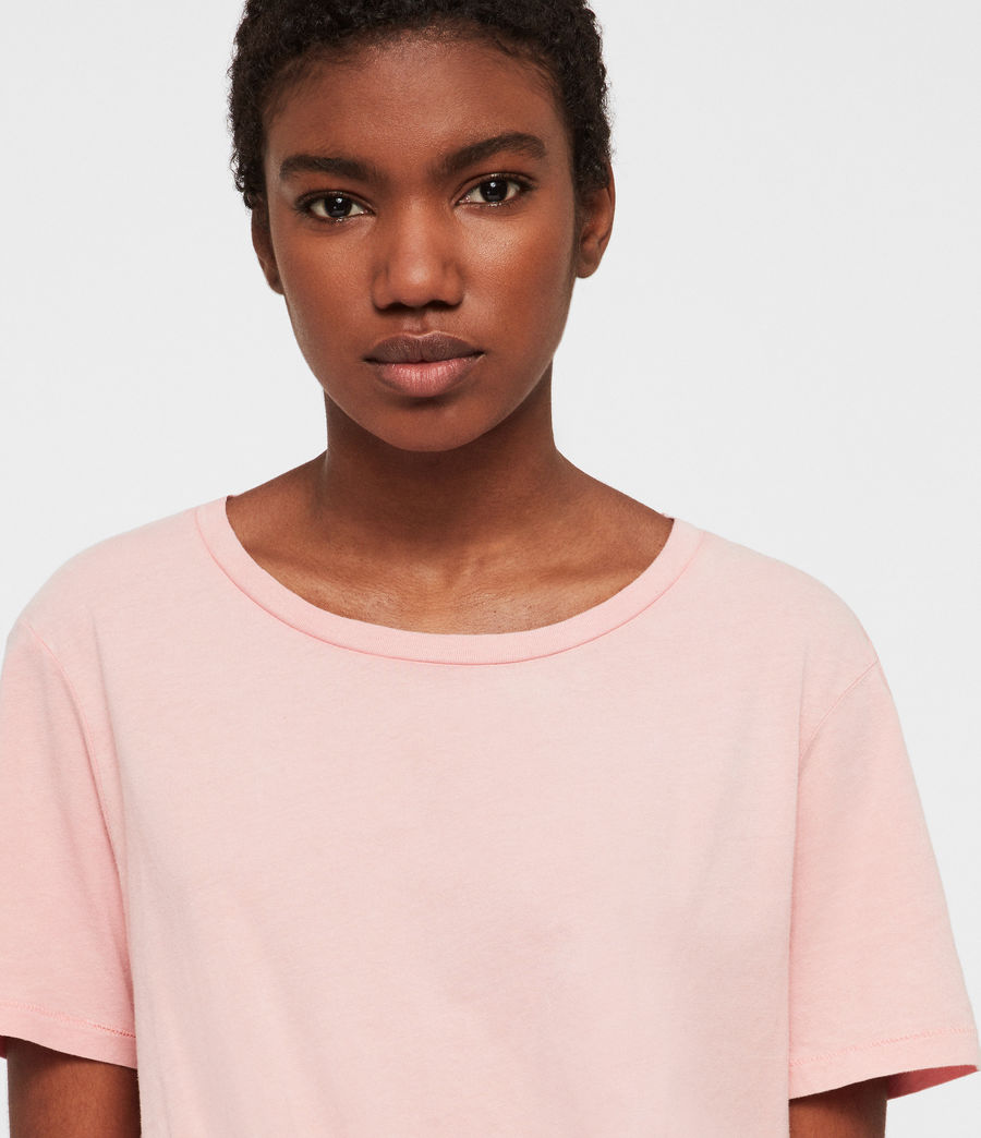 Womens Wilma T-Shirt (pink) - Image 3