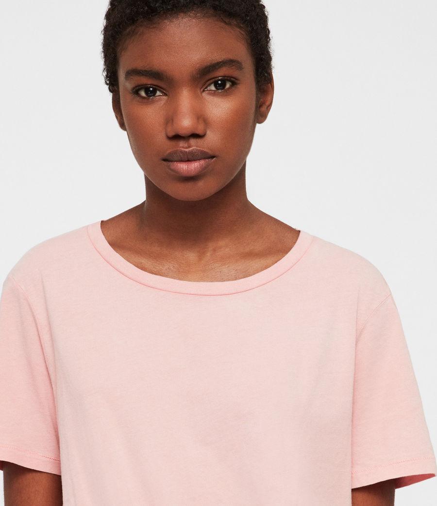 Damen Wilma T-Shirt (pink) - Image 3