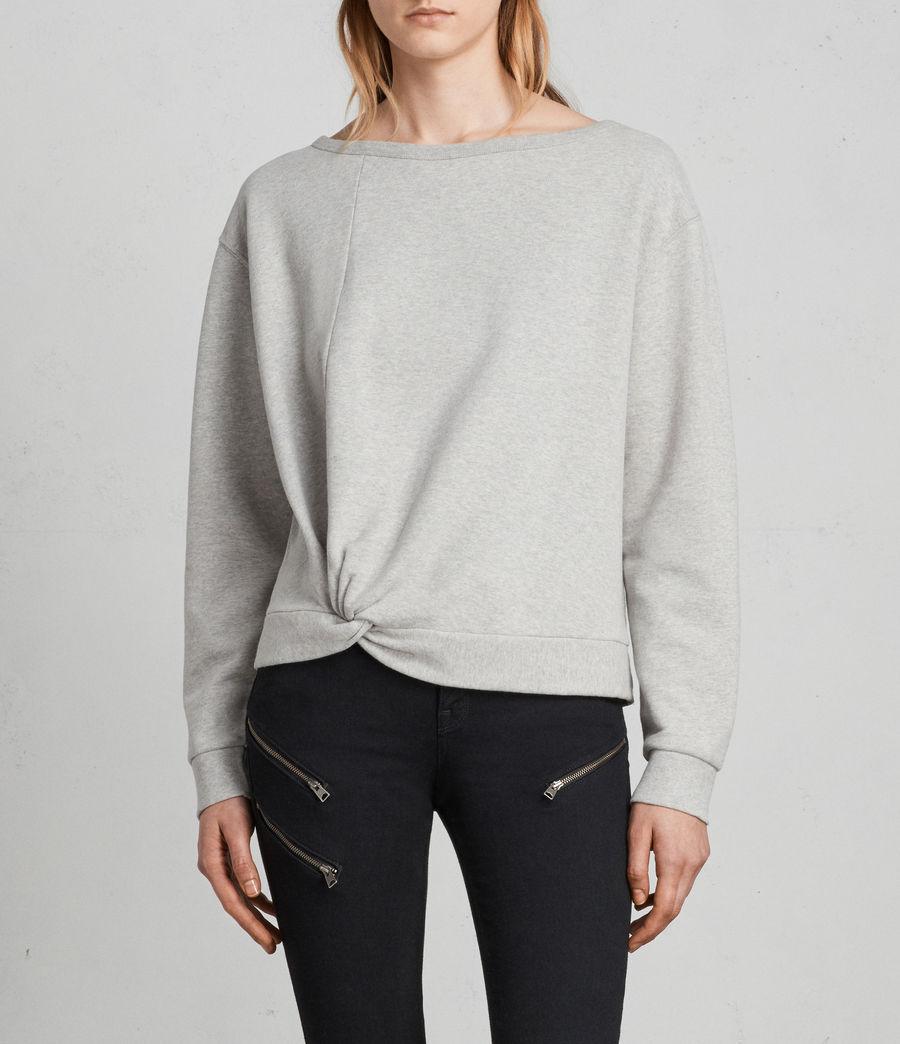 Womens Paloma Sweatshirt (grey_marl) - Image 1