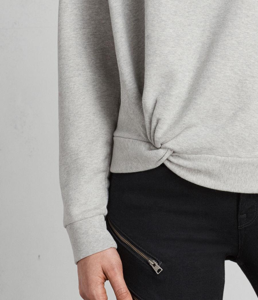 Womens Paloma Sweatshirt (grey_marl) - Image 2