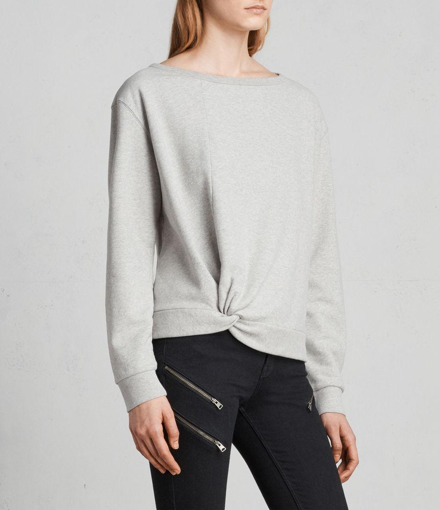 Women's Paloma Sweatshirt (grey_marl) - Image 3