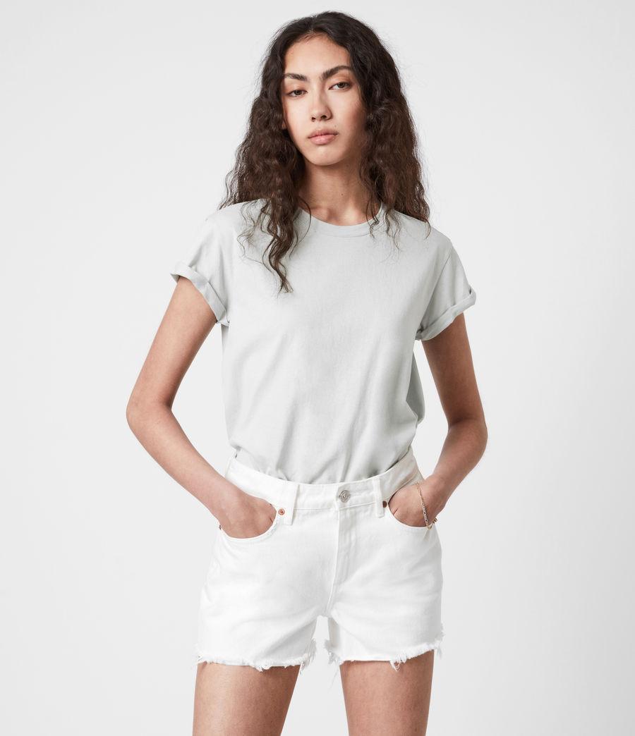 Women's Anna T-Shirt (powder_blue) - Image 1
