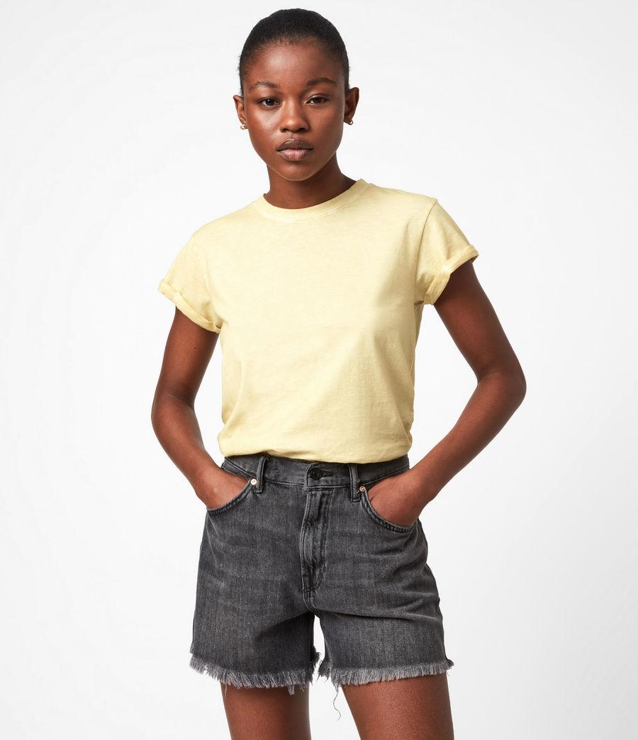 Womens Anna T-Shirt (sunstone_yellow) - Image 1
