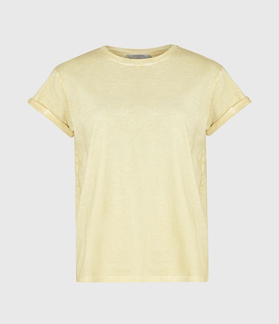 Womens Anna T-Shirt (sunstone_yellow) - Image 2