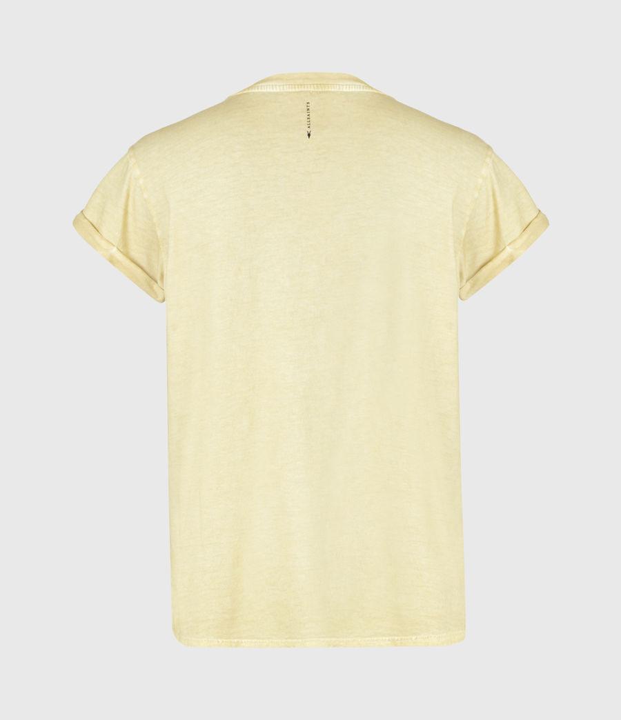 Womens Anna T-Shirt (sunstone_yellow) - Image 3