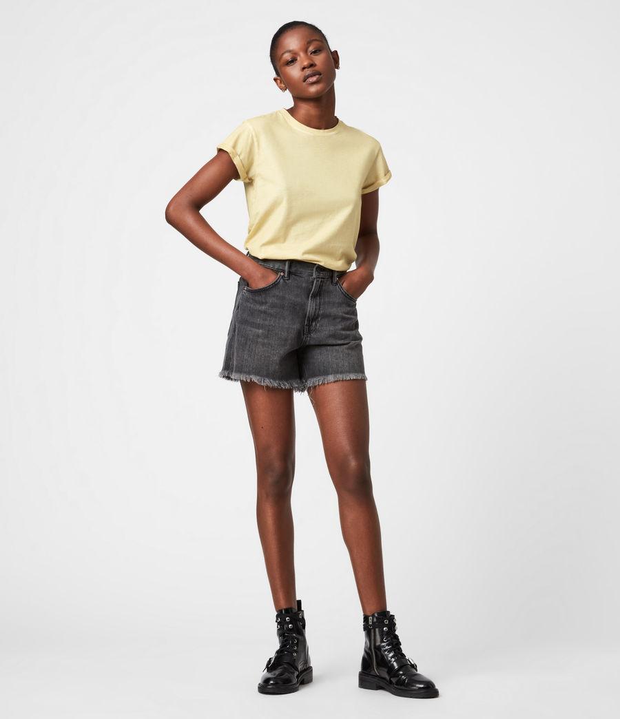 Womens Anna T-Shirt (sunstone_yellow) - Image 4