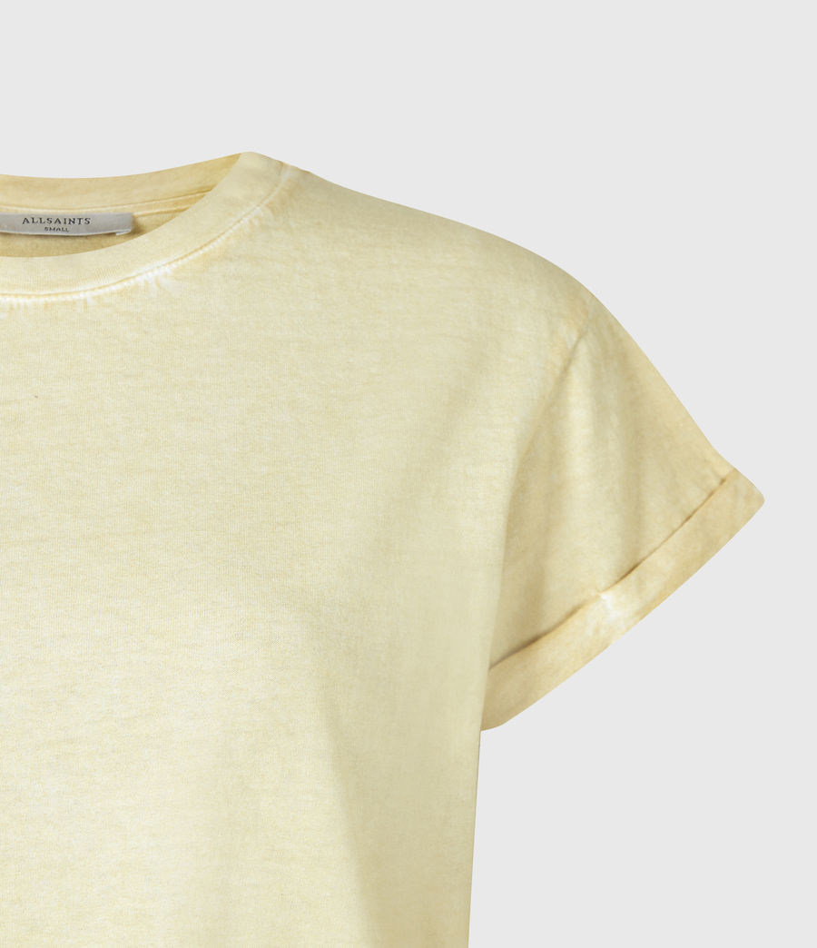 Womens Anna T-Shirt (sunstone_yellow) - Image 5