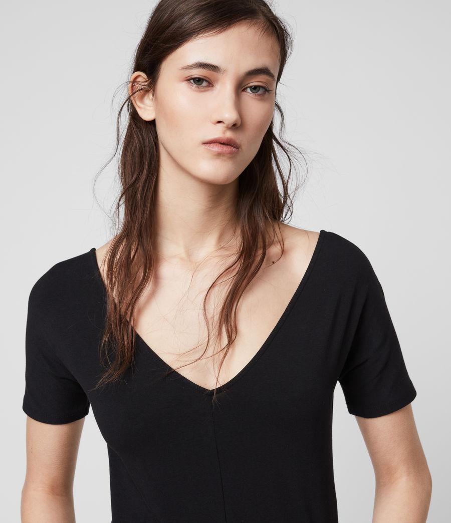 Mujer Keavey Bodysuit (black) - Image 1