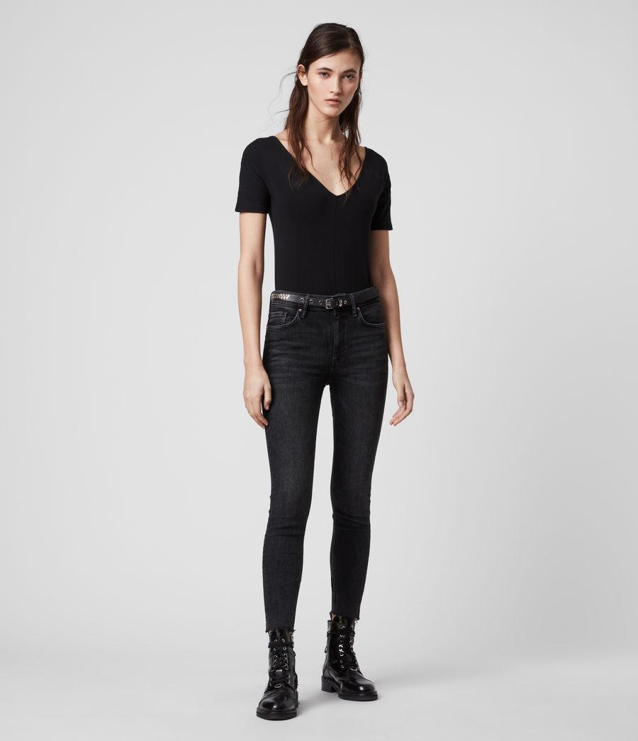 Mujer Keavey Bodysuit (black) - Image 2