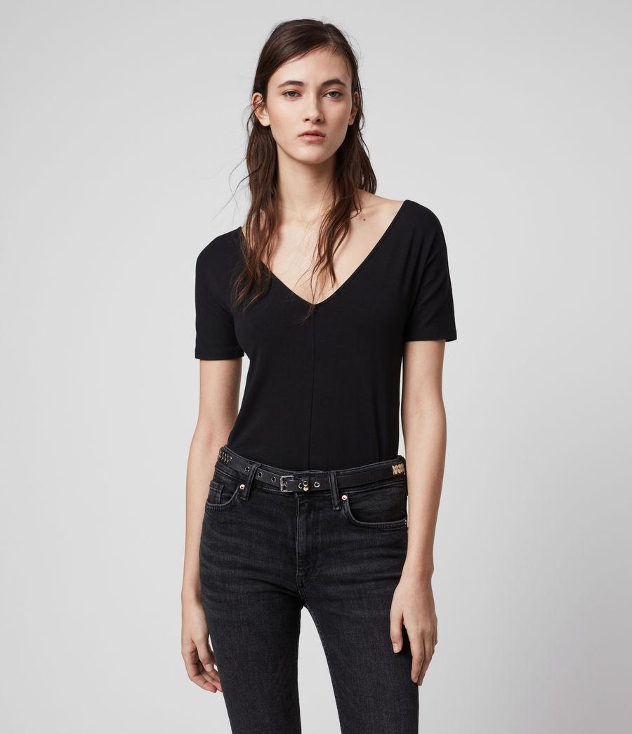 Mujer Keavey Bodysuit (black) - Image 3