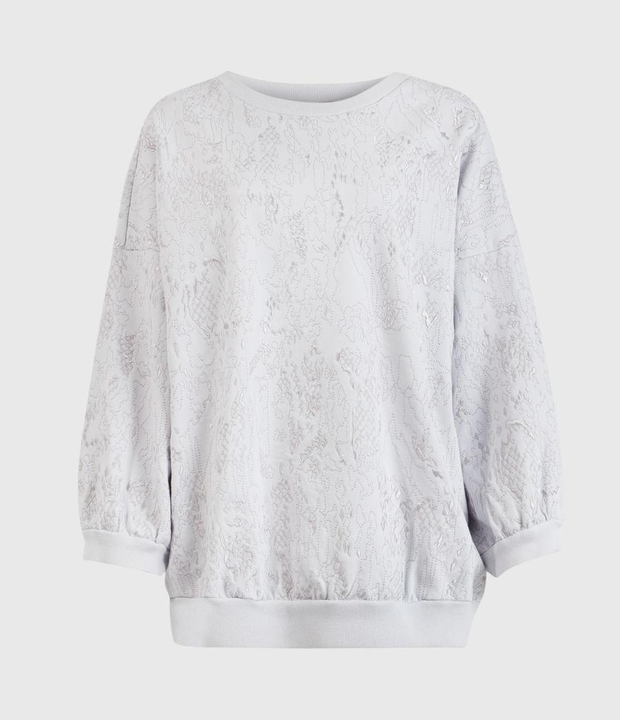 Womens Storn Masala Sweatshirt (lavender) - Image 1