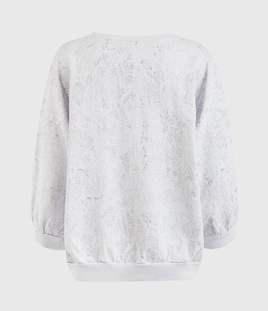 Womens Storn Masala Sweatshirt (lavender) - Image 2