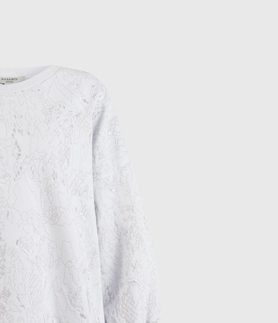 Womens Storn Masala Sweatshirt (lavender) - Image 3