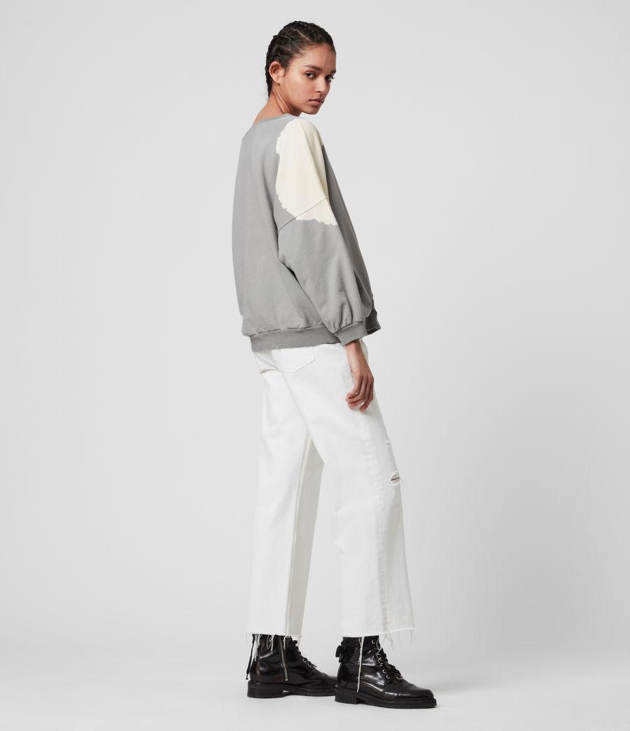 Mujer Storn Bleach Sweatshirt (ice_blue_chalk) - Image 5