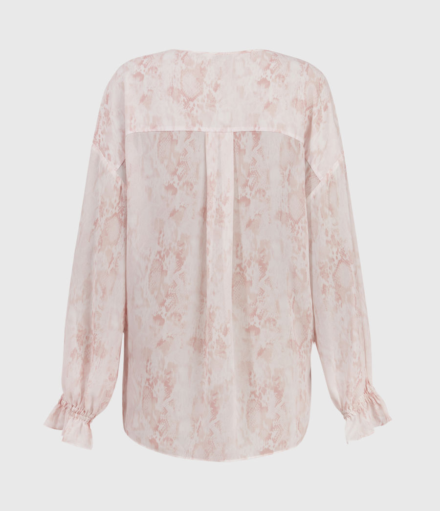 Women's Penny Masala Top (soft_pink) - Image 2