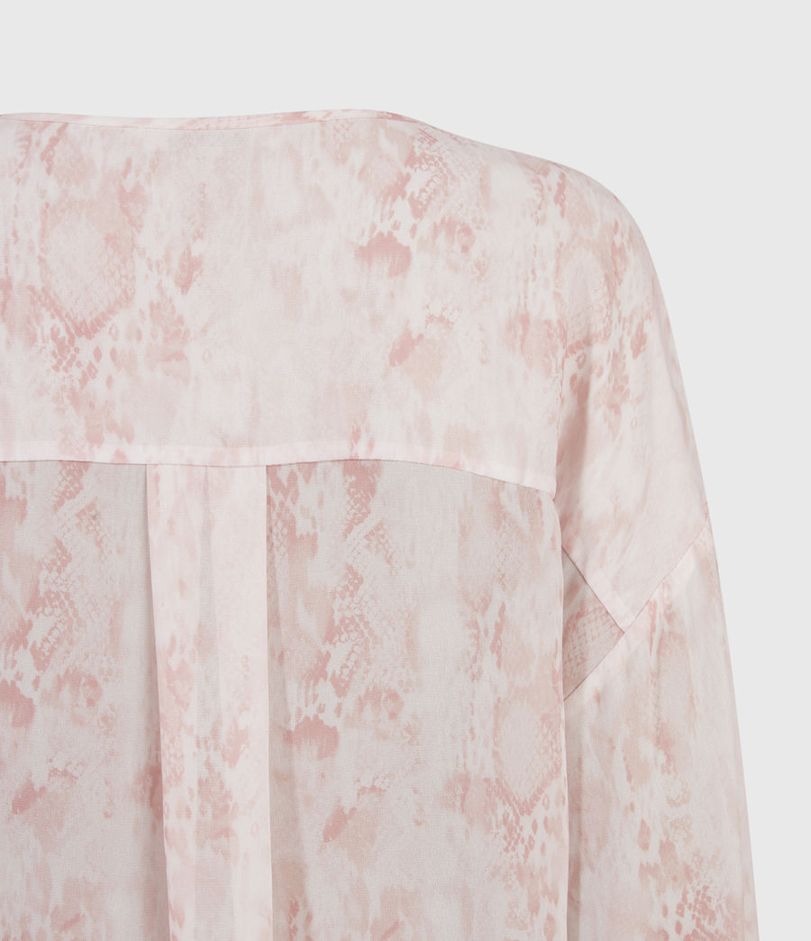 Women's Penny Masala Top (soft_pink) - Image 4