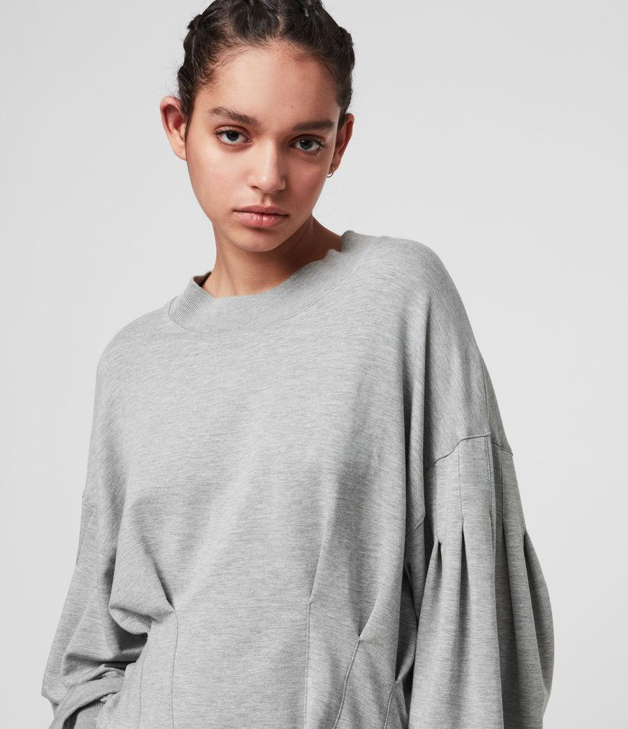 Womens Sidola Sweatshirt (grey_marl) - Image 2