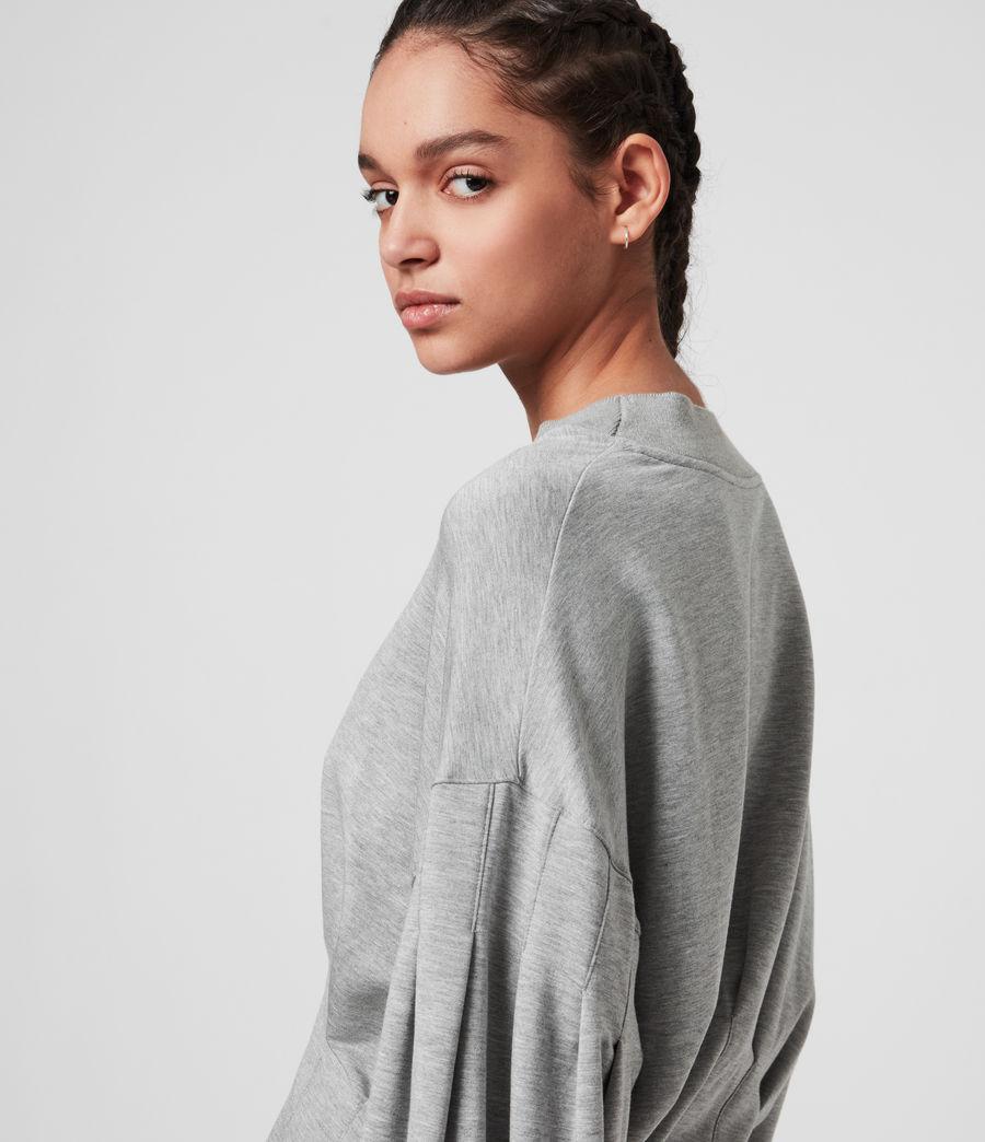 Womens Sidola Sweatshirt (grey_marl) - Image 5