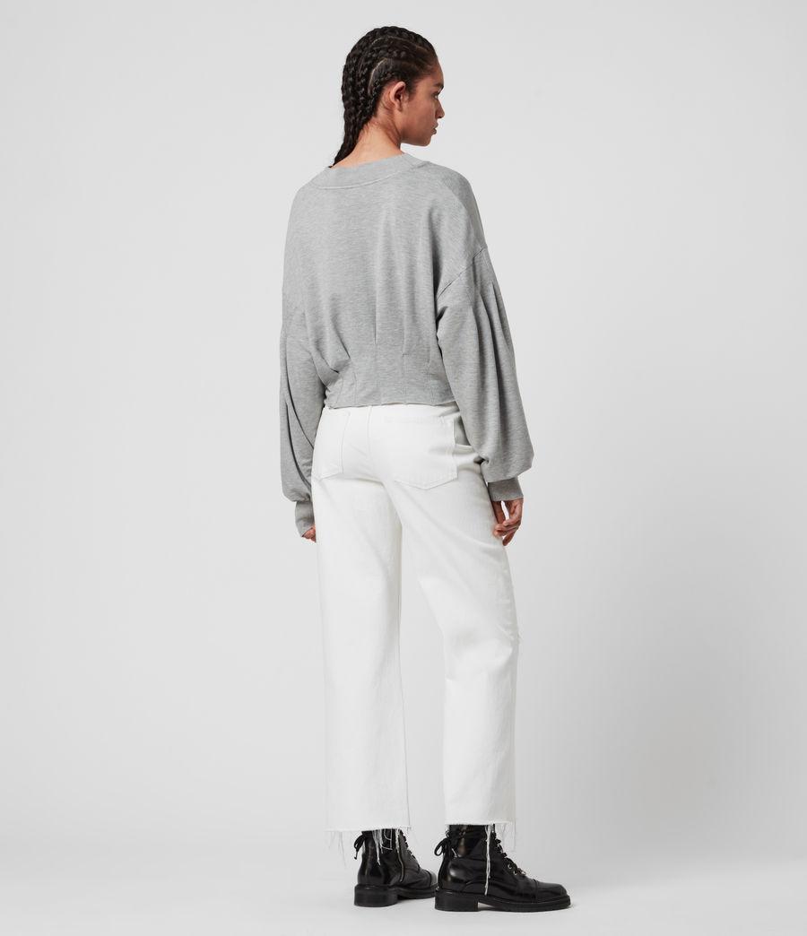 Womens Sidola Sweatshirt (grey_marl) - Image 6
