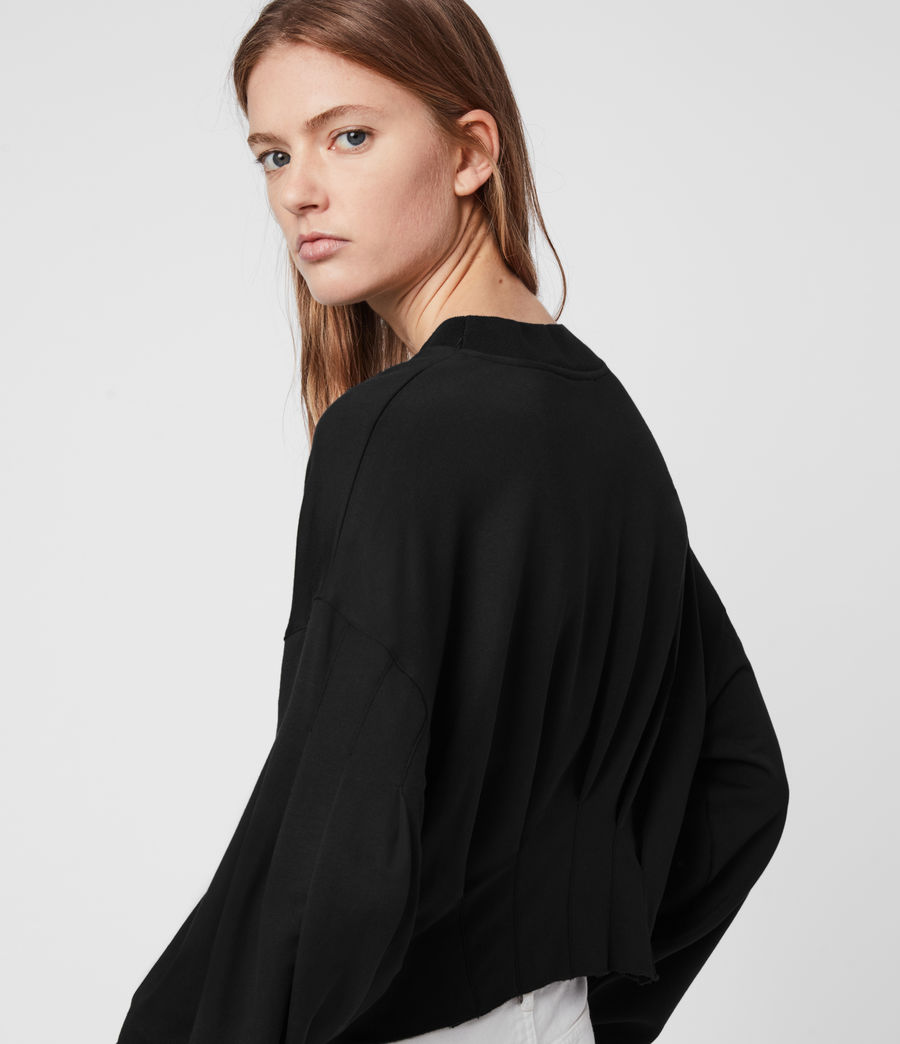 Mujer Sidola Sweatshirt (black) - Image 2