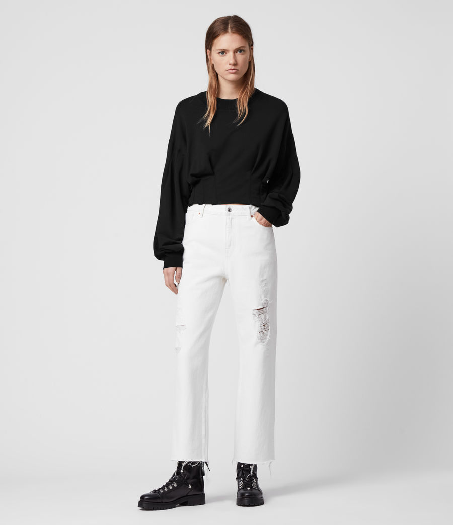 Mujer Sidola Sweatshirt (black) - Image 3