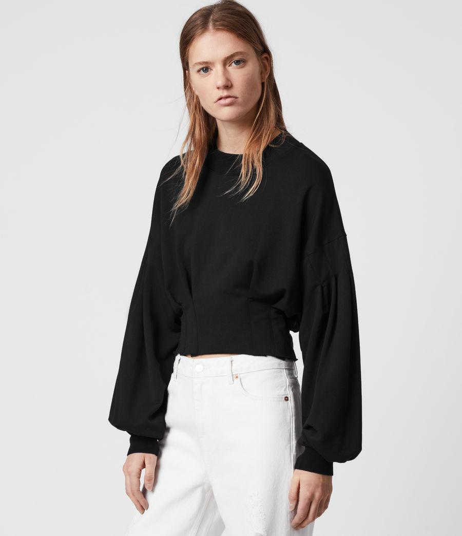 Mujer Sidola Sweatshirt (black) - Image 4