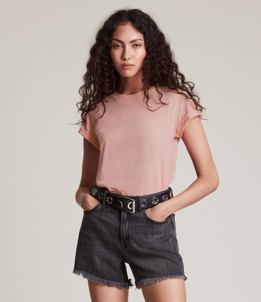 Damen Anna T-Shirt (pink) - Image 1