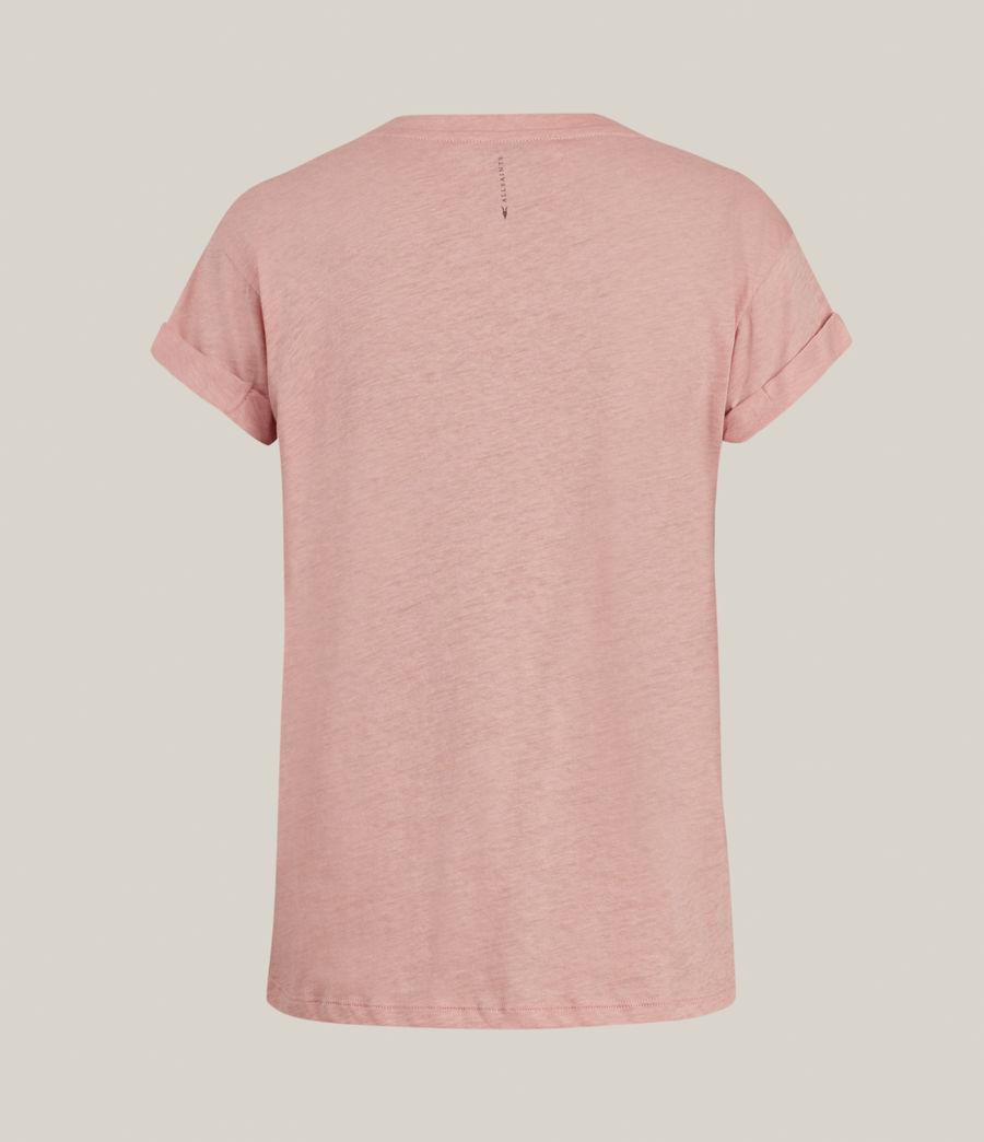 Damen Anna T-Shirt (pink) - Image 3