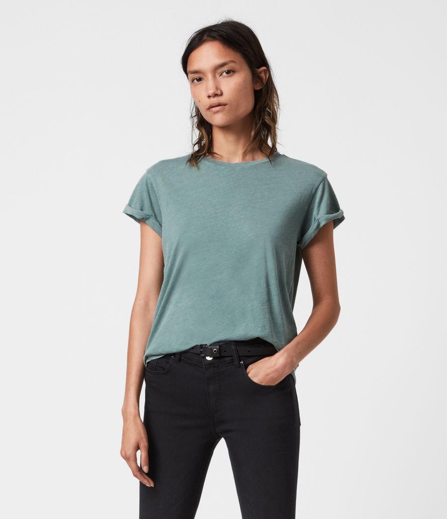 Womens Anna T-Shirt (dove_grey) - Image 1