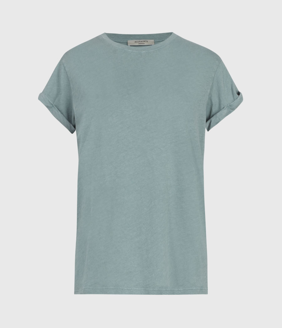 Women's Anna T-Shirt (dove_grey) - Image 2