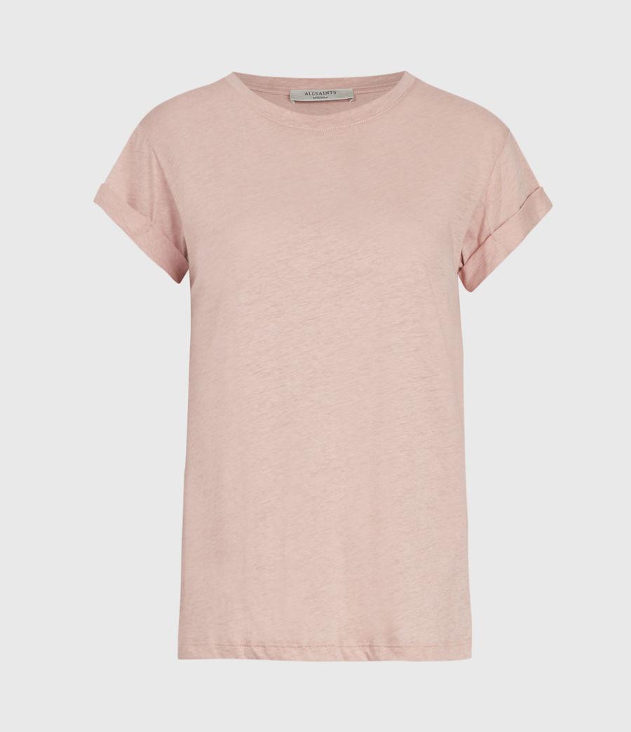 Women's Anna T-Shirt (chick_pink) - Image 2