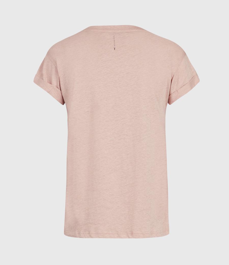 Women's Anna T-Shirt (chick_pink) - Image 3