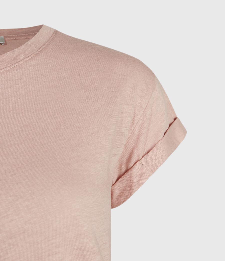 Women's Anna T-Shirt (chick_pink) - Image 4