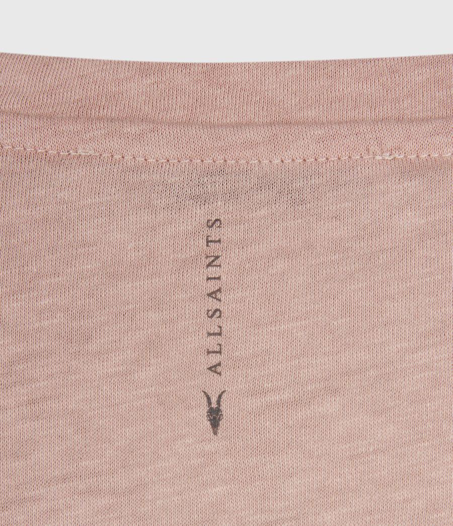 Women's Anna T-Shirt (chick_pink) - Image 5